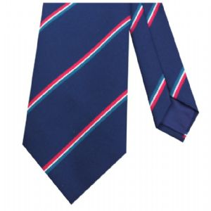Merchant Navy Stripe Regimental Tie